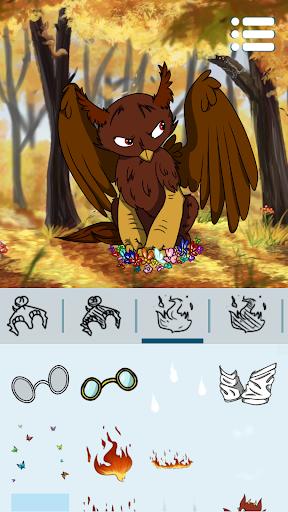 Avatar Maker: Dragons apktram screenshots 4