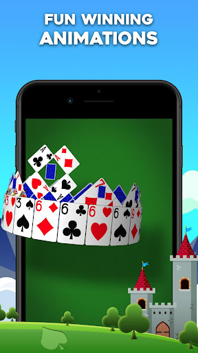 Castle Solitaire: Card Game 1.3.2.607 screenshots 5