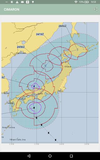 global storms 10.11.2 Screenshots 6