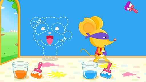 Baby Panda's Color Mixing Studio  screenshots 3