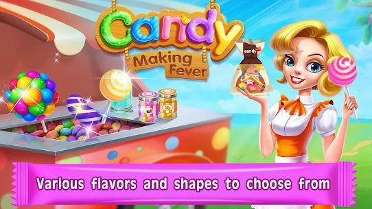 Sweet Candy Maker: Magic Shop 6
