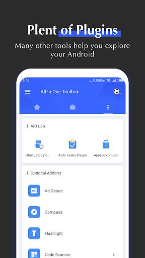 All-In-One Toolbox: Cleaner, Speed& Widget  Screenshots 8