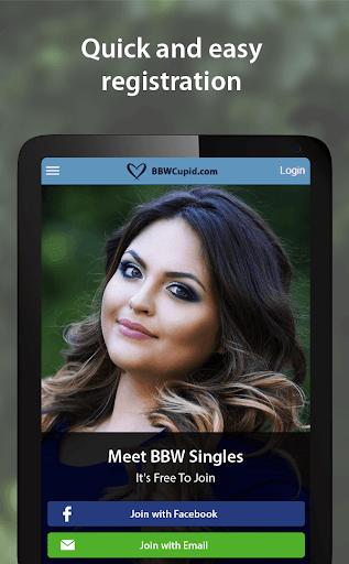 BBWCupid - BBW Dating App 4.0.0.2751 Screenshots 9