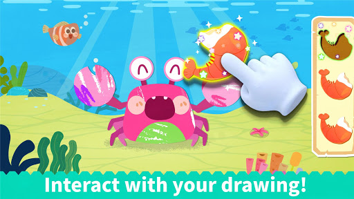 Baby Panda's Coloring Book 8.47.00.00 screenshots 4