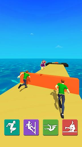 Parkour Race: Epic Run 3D screenshots 12