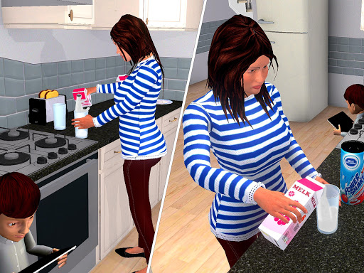 Family Simulator - Virtual Mom Game 2.4 screenshots 11