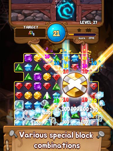 Jewels Time : Endless match 2.10.1 screenshots 10