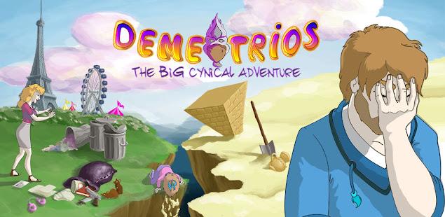 Скриншот №1 к Demetrios