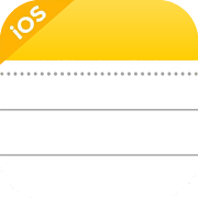iNote - iOS Notes, iPhone style Notes