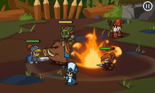 Code Triche Battleheart APK Mod screenshots 1