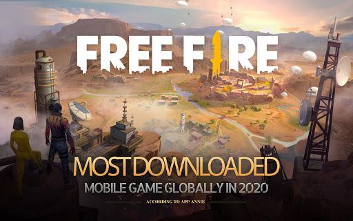 Garena Free Fire- World Series app screenshot