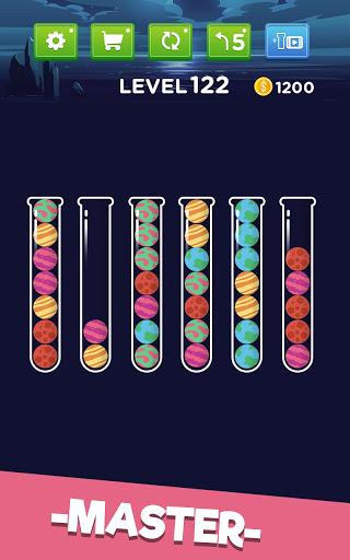 Ball Sort - Color Ball Puzzle & Sort Color 1.1.1 screenshots 6