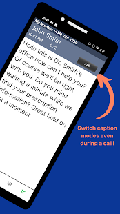 InnoCaption: Real-time Captioned Calls