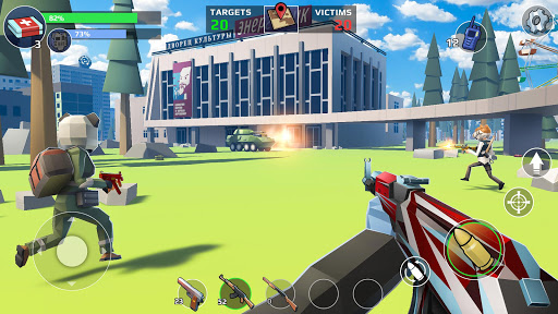 Battle Royale: FPS Shooter  Screenshots 14