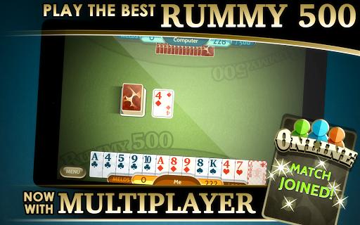 Rummy 500 apktram screenshots 6