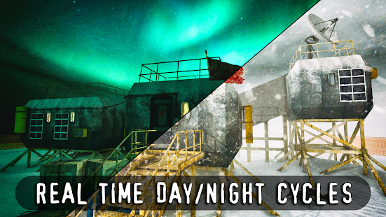 Antarctica 88: Scary Action Adventure Horror Game 1.4.1 Screenshots 5