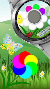 Simon Flower Wear OS Game MOD APK v1.9 (Unlimited Money) 1