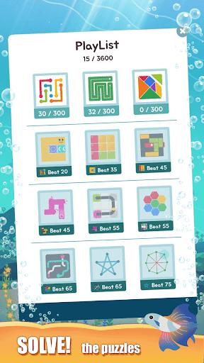 Puzzle Aquarium 35 screenshots 4