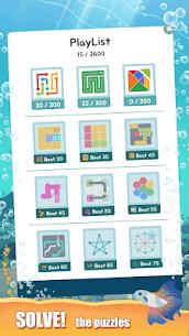 Puzzle Aquarium Mod Apk 70 (Unlimited Money) 3
