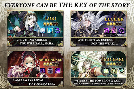 Hack Game Trial of Fate apk free
