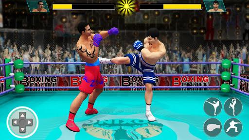 Punch Boxing Warrior: Ninja Kung Fu Fighting Games 3.1.7 screenshots 6