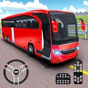 Modern Bus Parking Adventure - Advance Bus Games