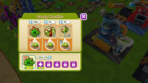 CannaFarm - Weed Farming Collection Game modavailable screenshots 2