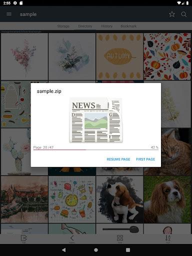 ComicScreen - ComicViewer 2152 Screenshots 11
