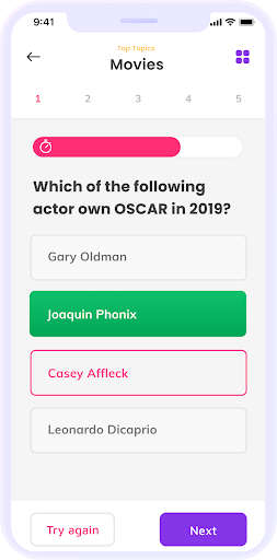 QuizGiri - Play.Learn.Win apkpoly screenshots 6