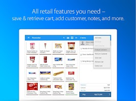 iSeller POS for Retail