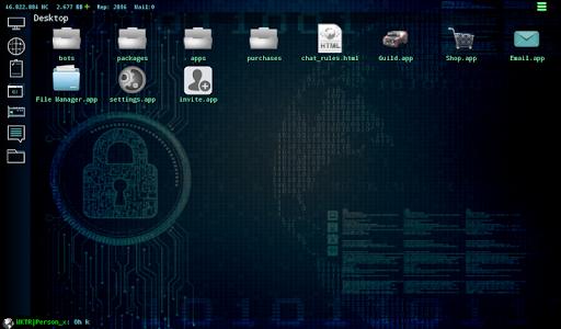 Hackers Online (MMO Simulator)  Screenshots 15
