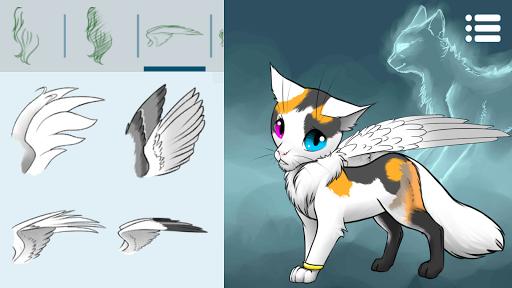 Avatar Maker: Cats 2 apktram screenshots 14