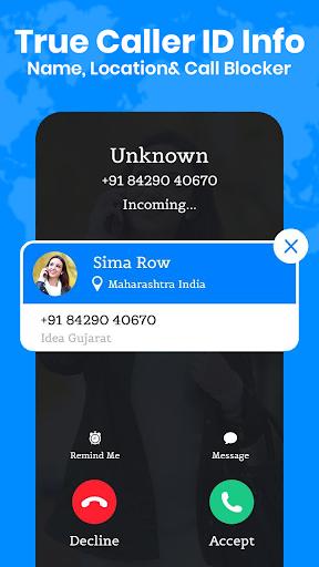 True ID Caller Name and Address Location Tracker screenshot 2