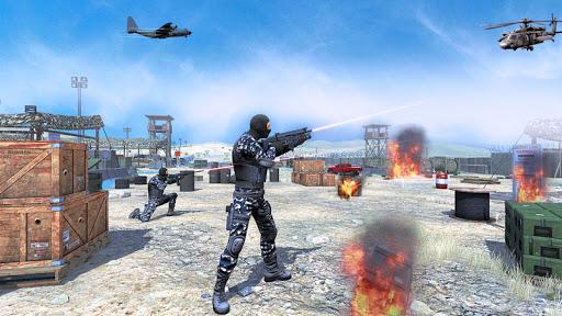Action shooting games : Commando Games apktram screenshots 9