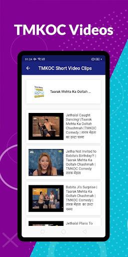 taarak mehta ka ooltah chashmah -videos sab tv screenshot 1