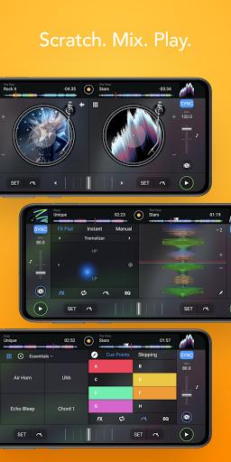 djay - DJ App & Mixer  Screenshots 2