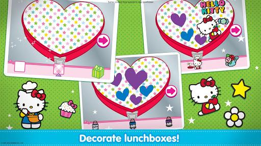 Hello Kitty Lunchbox 1.12 Screenshots 4