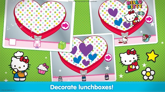 Hello Kitty Lunchbox Screenshot