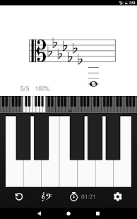 Vivace: Learn to Read Music Screenshot
