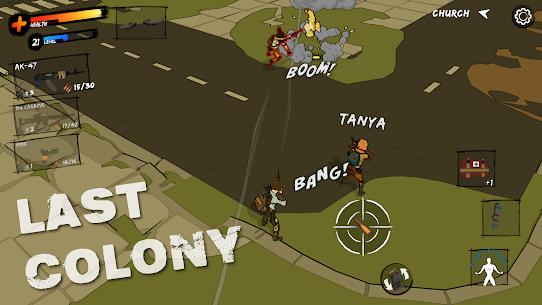 Last Colony Mod Apk 1.0.1 1