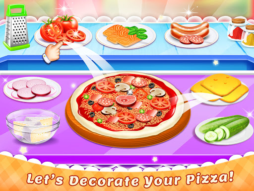 Cooking Pizza Maker Kitchen Food Cooking Games 0.12 screenshots 10