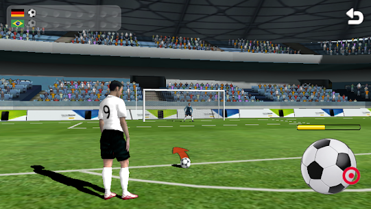 Free Kicks 1.3 Mod APK Latest Version 2