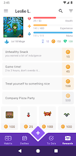 Habitica: Gamify Your Tasks Screenshot