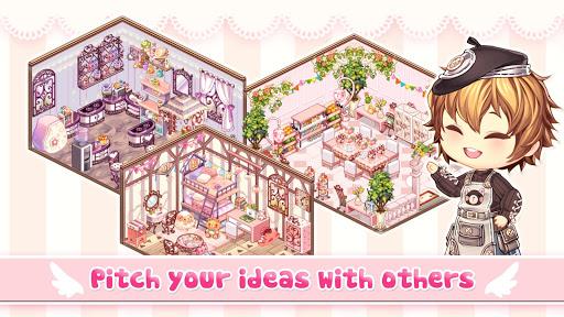 Kawaii Home Design - Decor & Fashion Game  Screenshots 3