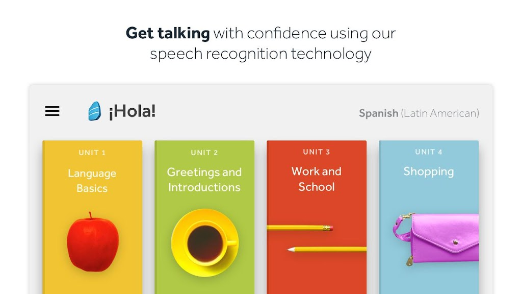 Rosetta Stone: Learn Languages Effectively  poster 1