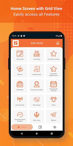 Sikh World - Nitnem & Live Gurbani Radio android2mod screenshots 2