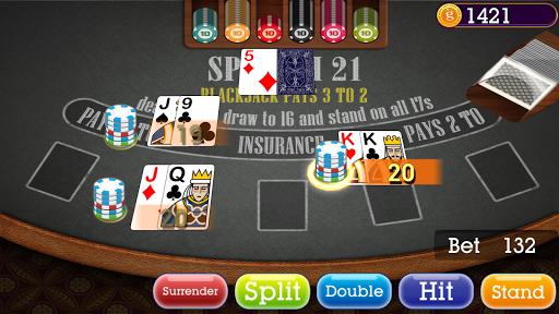Spanish Blackjack 21  screenshots 3