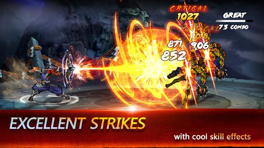 Ninja Hero – Epic fighting arcade game 1.1.0 Mod APK (Unlock All) 2