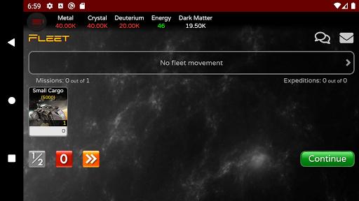 Galaxy Conquest Phoenix Awaken 1.0.7 screenshots 2