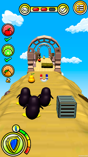 strange penguins screenshot 1